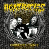 Agathocles - Commence to Mince (CASSETE)