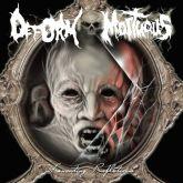 Mortuous / Deform - Lamenting Reflections (7'' lp)