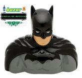 Ceramica  Batman Busto Preto/cinza
