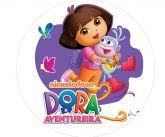 Papel Arroz Dora Redondo 003 1un