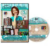 Projetos em Cartonagem com Forração em Tecidos - Claudia Wa