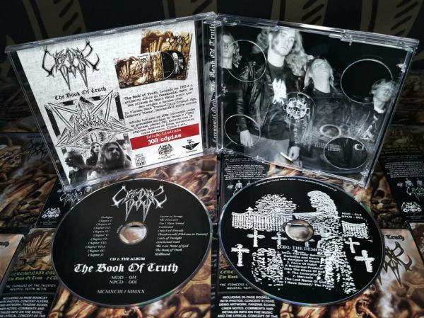 Ceremonial Oath - The Book Of Truth (2CD) (npcd-001)