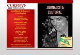 26. Jornalista Cultural