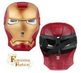 Máscara Homem de Ferro LED FF820