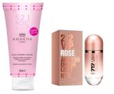 Hidratante - 521 VIP Rosé (Ref. 212 Vip Rosé) - Nova Fórmula