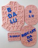 Kit  4  Alfabetos