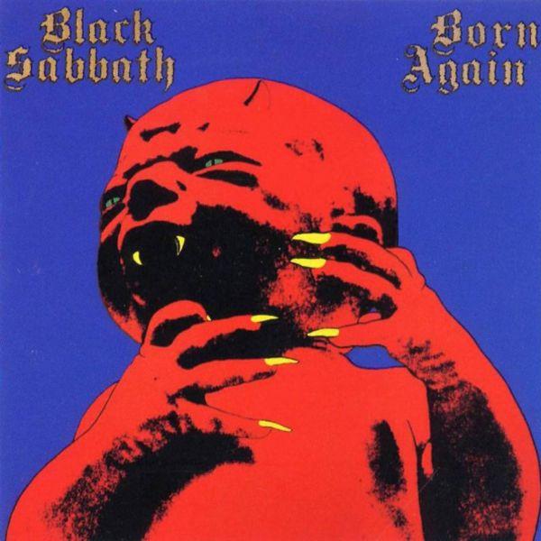 CD Black Sabbath – Born Again (Slipcase)