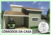 CÔMODOS DA CASA EM LIBRAS