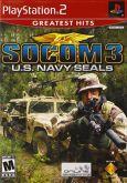 Jogo Socom 3 Us Navy Seals - Ps2 Jogo Lacrado - Colecionador
