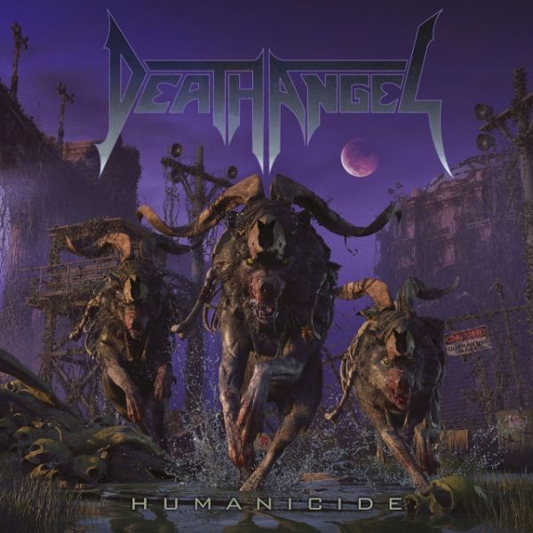 CD Death Angel - Humanicide (Slipcase)
