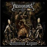 BLACKMASS - Enthroned Legion (capa acrílica)