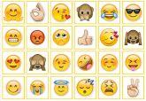 Papel Arroz Emoticon Faixa Lateral A4 007 1un