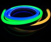 LED NEON RGB p/ DMX 24V  / 72 LEDs SMD 5050 - Carretel de 50m