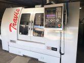 Centro de Usinagem Vertical TRAVIS M 800 Retrofitada Usada
