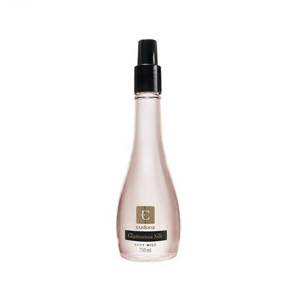 Deo Colonia Perfumado Spray Corporal Glamours Silk Eudora