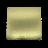 Cake Board Ouro Quadrado 28x28 1un