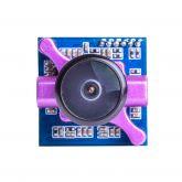 Câmera FPV Runcam Micro Sparrow 2 / Lente 2.1mm / 700TVL / NTSC / 4:3 / DC 5-36V