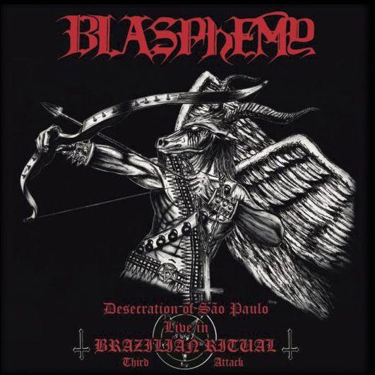 Blasphemy - Desecration of São Paulo