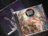 PROSANCTUS INFERI - Noctambulous Jaws Within Sempiternal Night - CD