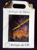 Relógio CD - KISS - Destroyer