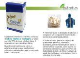 Cálcio - Calgyn -60 capsulas de 625mg