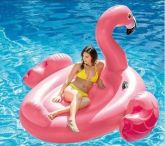 Boia Inflável Fashion Bote Flamingo 218cm Intex