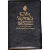 BÍBLIA SAGRADA - HARPA CRISTÃ LETRA GIGANTE