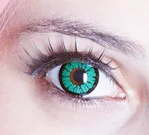 Amber Green - 14,5mm