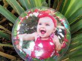 Bola de Natal Personalizadas - 60 unidades