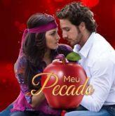 Dvd Novela Meu Pecado Dublada Completa  15 DVD's - Frete Grátis