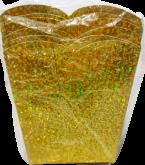 Cachepo Glitter Amarelo Nº2 6un