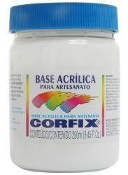 Base acrílica Corfix 250ml