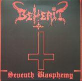 LP 12' - Beherit – Seventh Blasphemy