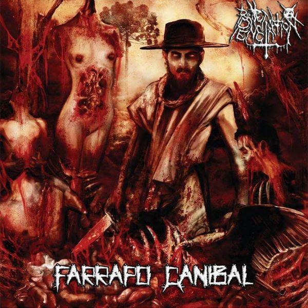 CD Rotten Penetration – Farrapo Canibal