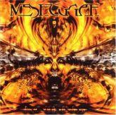 CD Meshuggah – Nothing