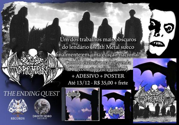 Gorement - The Ending Quest - CD