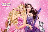 Painel Horizontal Festas Barbie - Ref:10
