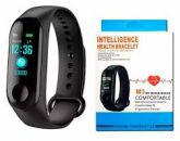 M3 Fitness Band  Monitor Cardíaco