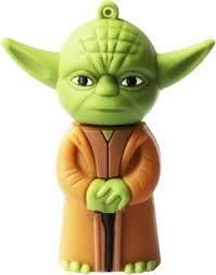 Mestre Yoda 8gb Star Wars - Pendrive