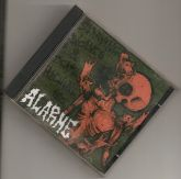 CD - Alarme - Starving Wolves & Death Machine