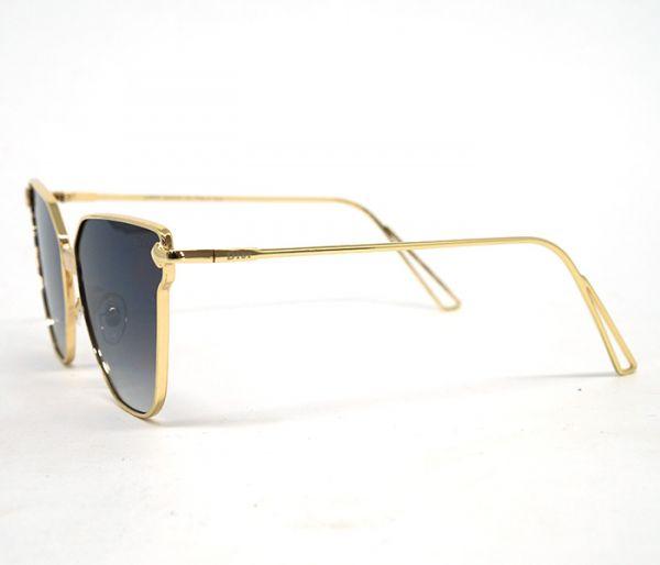 ee4856c10 Óculos de Sol Dior Dourado - AGP Roupas e Acessórios Adulto e Infantil