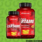 f12e10c46 Óleo de Cártamo com Vitamina E 60 Cápsulas 1000mg Herbamed