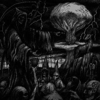 BLACK VUL DESTRUKTOR (Arg) / ET VERBI SATHANUS (Chi) - Apocalypse Towards Apocalypse - 7