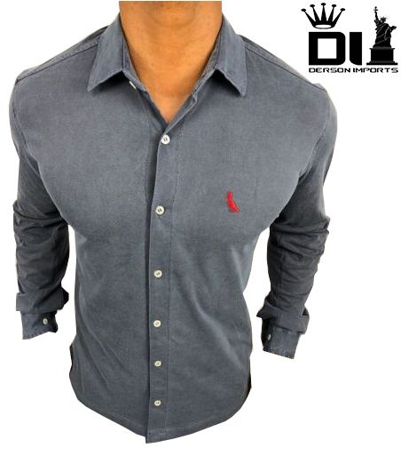 7ed68d98574ef Camisa Manga Longa Reserva - ESTILO IMPORTADO-DERSON IMPORTS