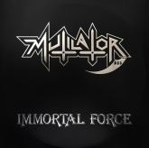 CD - Mutilator - Immortal Force - Digipack