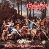 Difamator - Malefic Anticlerical and Antichristianity
