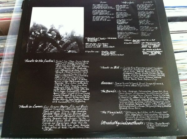 EP 12 - Expulser - Fornications (Preto)
