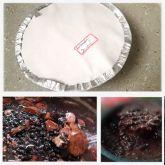 Feijoada Completa com Carne de Porco e Carne de Sol.