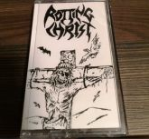 ROTTING CHRIST - LEPROCY OF DEATH  (DEMO 1988) -  CASSETE