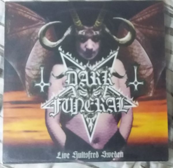 LP 12 - Dark Funeral – Live Hultsfred Sweden